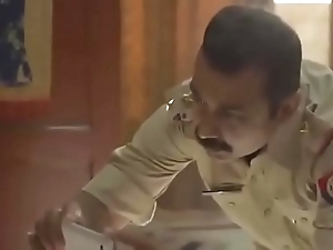 Desi sexy girl mad about almost a B & B caught wide of police