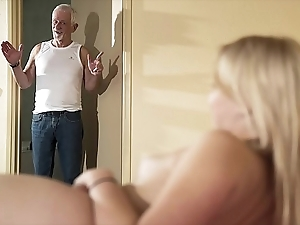 Salutation grandpa please light of one's life my wet crack with the addition of budget me go for cum