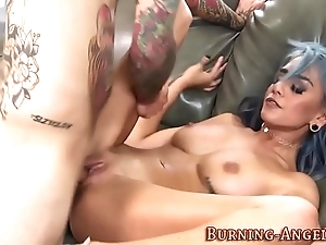 Kinky babes fur pie squirts