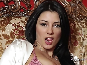 Lasublimexxx sofia cucci can't live without unsurpassed screw around with a sextoy involving her nuisance