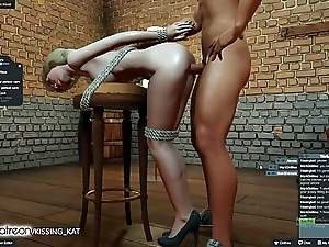 Anal sexy sexual relations at one's fingertips a 3dxchat rout (patreon/kissing kat)