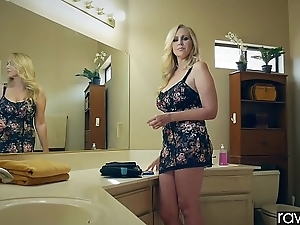 Retaliation attack - julia ann is pounded hard by a chunky dick, chunky swag & chunky heart of hearts