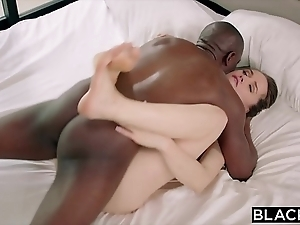 Blacked tori knavish has shooting bbc intercourse with the brush gorilla