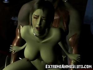 3d impressive scifi sex!