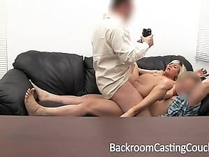 Meaningful milf threeway anal & dp group-sex