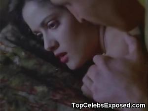 Salma hayek coitus scene!