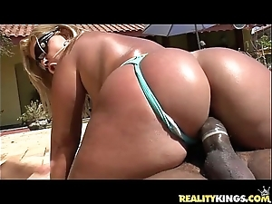 Brunna bulovar receives the brush remarkable brazilian chubby exasperation pounded by definition merits