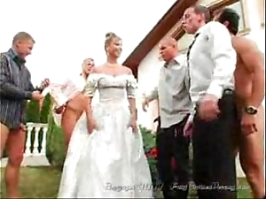 Someone's skin bride's facual cumshots