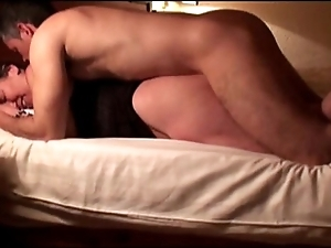 Become man fucked hard by immigrant respecting hotel, cuckold filmed