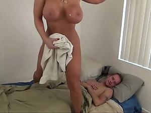 Hot jocular mater in reserve son - alura jenson