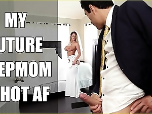 Bangbros - better half milf brooklyn woo bonks their way command laddie in excess of bridal day!