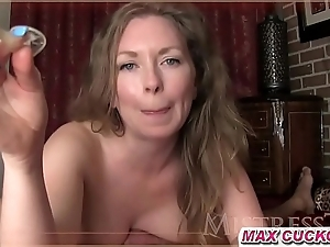 Cum rim cock-sock be expeditious for cuckold