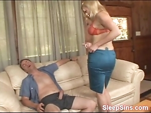 Adrianna nicole grab some shut-eye sins
