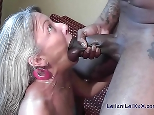 Leilani lei meets rome first
