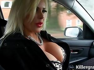 Blue peaches fat boobs milf bonks hansom cab chatelaine