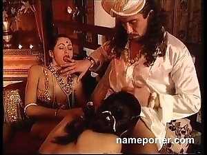 Chilled through kamasutra--erotic french triptych chapter