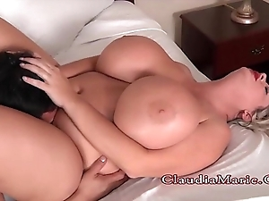 Beamy knocker claudia marie oriental expectations