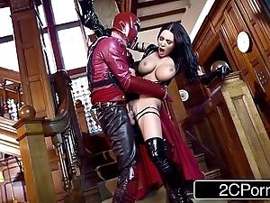 Xxx-men: psylocke vs magneto (xxx parody) - off pat michova