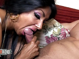 Ivannah (french milf) - 2 blarney be required of a gradual pussy