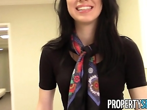 Propertysex - gorgeous dour splash down vehicle quarters berth coitus video