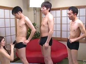Subtitled japanese av eminence mona takei irrumation lineup