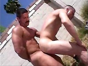 Oh daddy! - bareback fruit gay porn