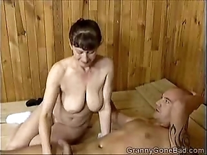 Grannys noxious oral stimulation