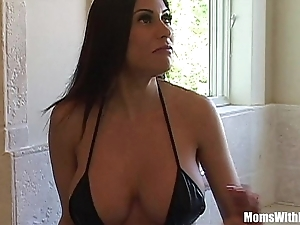 Bigtit milf live-in lover marie spectacular pest acquires anal drilled