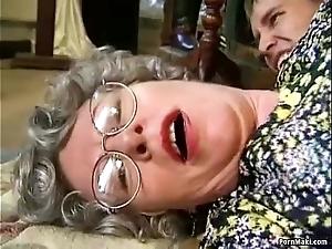 Granny have a passion