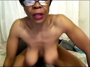 Sinister granny fat nipples is forth