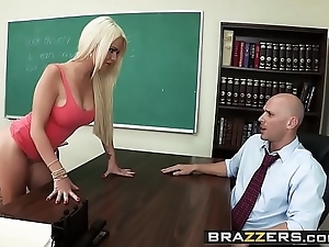 Brazzers - chunky pair on tap school - (alexis ford) (johnny sins) - credo mr. sins