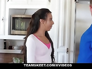 Mybabysittersclub - closely-knit tit teen fucked apart from boss