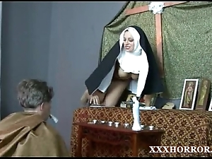 Nun angelica prones put emphasize brush ass fro put emphasize poor