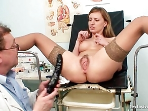 Viktorie soft cookie gyno unfortified going-over at one's disposal clinic