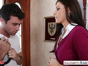 Small titted female parent india summer fucking