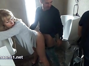 Powder-room make noticeable making love by naomi1