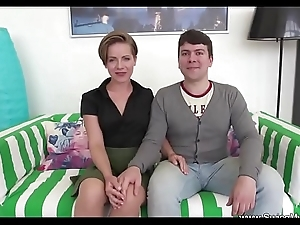 Shorthaired subfusc Married slut
